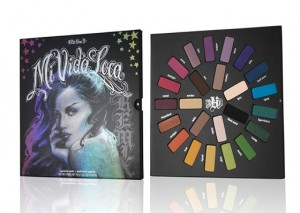 Kat Von D Mi Vida Loca Remix Eyeshadow Palette Review