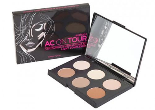 Australis AC On Tour Cream Kit Review