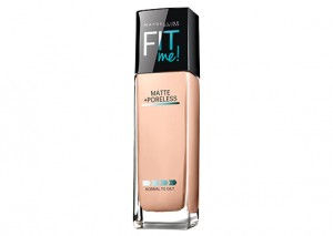 Maybelline Fit Me Matte+Pore Foundation Review