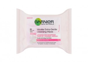 Garnier Micellar Cleansing Wipes Review