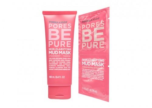 Formula 10.0.6 Skin Clarifying Mud Mask Review