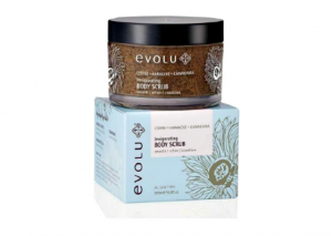 Evolu Invigorating Body Scrub Review