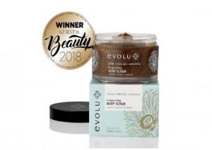 Evolu Invigorating Body Scrub Review