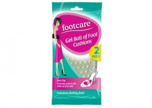 Footcare Gel Ball of Foot Cushions Review