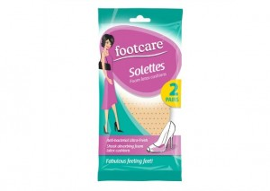 Footcare Solettes Review