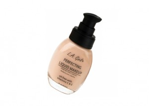LA Girl Perfecting Liquid Makeup Review