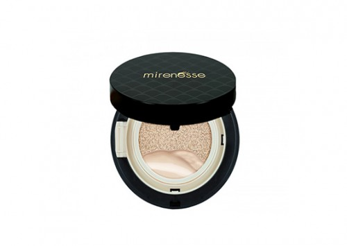 Mirenesse 10 Collagen Cushion Compact Airbrush Liquid Power Foundation SPF25 PA++ Review