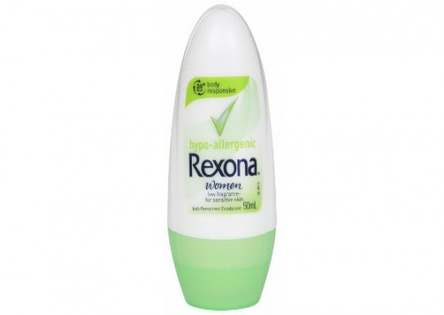Rexona Woman's Roll On Deodorant Hypoallergenic