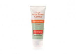 Neutrogena Acne Stress Control Acne Treatment Cream Wash Review