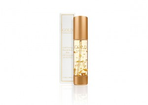 Linden Leaves Gold Toning Face and Body Mist Review