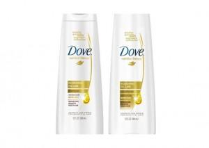Dove Nutritive Therapy Nourishing Oil Shampoo & Conditioner