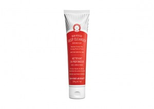 First Aid Beauty Skin Rescue Deep Cleanser With Red Clay Review