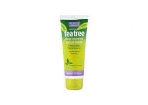 Beauty Formulas Tea Tree Range - Facial Mask Review