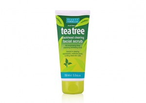 Beauty Formulas Tea Tree Range - Facial Scrub Review
