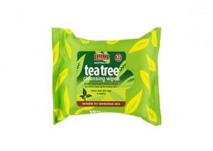 Beauty Formulas Tea Tree Range - Facial Wipes Review
