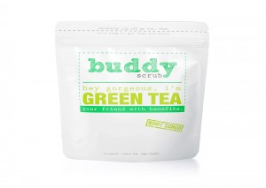 Buddy Scrub Green Tea Review