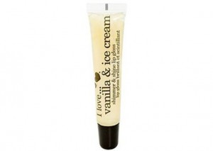 I Love Shimmer and Shine Lip Gloss - Vanilla Ice Cream