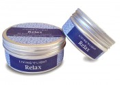 Living Light Relax Candle Review