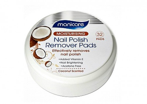 Manicare Nail Polish Remover Pads Review
