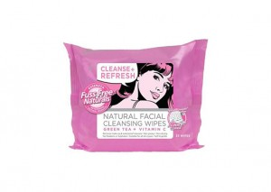 Essenzza Fuss Free Naturals Cleanse + Refresh Wipes Review