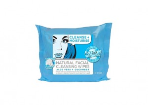 Essenzza Fuss Free Naturals Cleanse + Moisturise Wipes Review