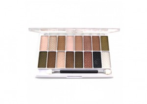 LA Colors 16 Colour Eyeshadow Palette Sweet Review