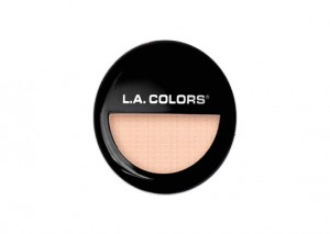 LA Colors Pressed Powder Review