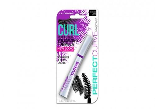 LA Colors Perfect Lash Mascara Perfect Curve Review