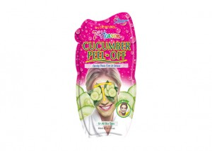Montagne Jeunesse Deep Clean Anti-stress Peel-off Cucumber Mask Review