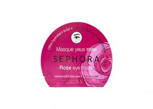 Sephora Collection Rose Eye Mask Review