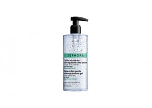 Sephora Collection Triple Action Gentle Makeup Remover Gel Review