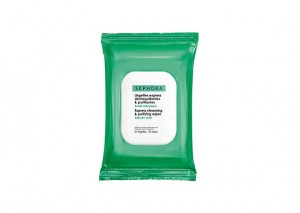 Sephora Collection Cleansing and Purifying Wipes Review
