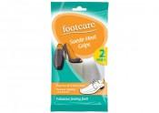 Footcare Suede Heel Grips Review