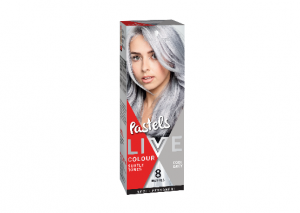 SCHWARZKOPF Live Colour Pastel Cool Grey Review