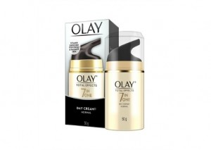 Olay Total Effects Moisturiser Day Cream Review