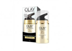Olay Total Effects Touch of Foundation BB Crème SPF15 Review