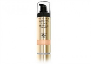 Max Factor Ageless Elixir 2-in-1 Foundation + Serum Review