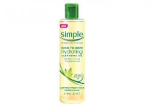 Simple Hydrating Cleansing Oil Review