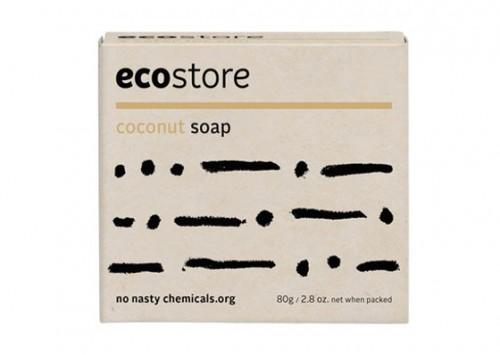 Ecostore Coconut Soap Review