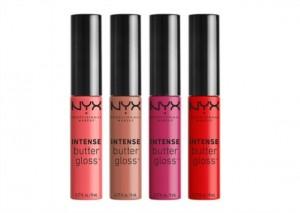 NYX Professional Makeup Intense Butter Gloss Review