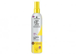 Schwarzkopf Extra Care Express Dry Blow Dry Spray Review