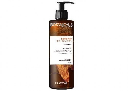 L'Oreal Paris Botanicals Safflower Rich Infusion Shampoo Review