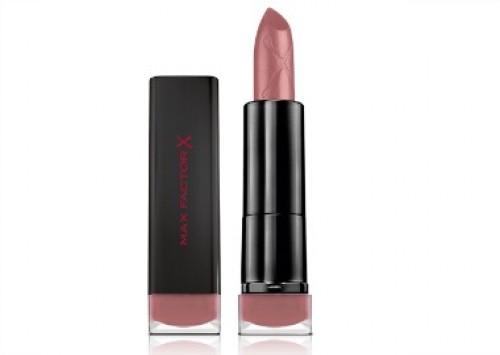 Max Factor Velvet Matte Lipstick Review