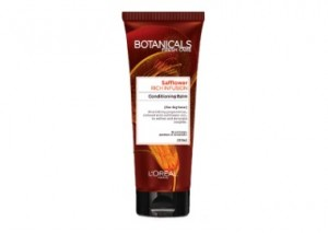 L'Oreal Paris Botanicals Safflower Rich Infusion Conditioner Review