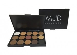MUD Cosmetics Eyeshadow Palette - Natural Browns Review