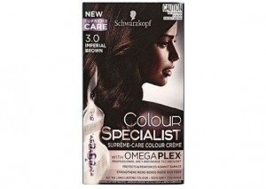 Schwarzkopf Colour Specialist - Imperial Brown Review