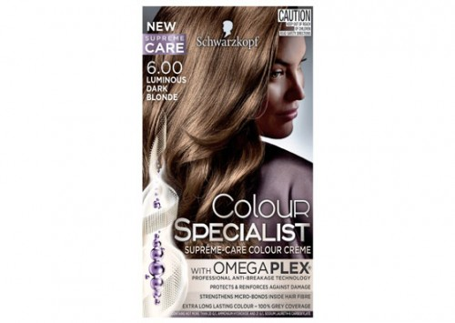 Schwarzkopf Colour Specialist - Luminous Dark Blonde Review