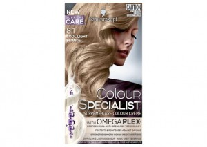 Schwarzkopf Colour Specialist - Cool Light Blonde Review