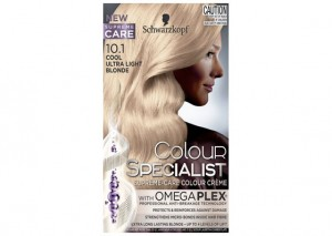 Schwarzkopf Colour Specialist - Cool Ultra Light Blonde Review