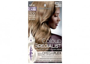 Schwarzkopf Colour Specialist - Medium Natural Blonde Review